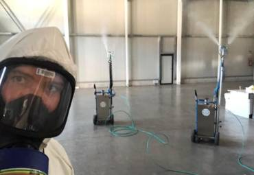 Sanificazione di ambienti indoor e impianti sportivi, Tekno Disinfest leader nelle Marche